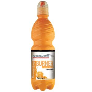 Performance Burner Mandarin Orange 500 ml