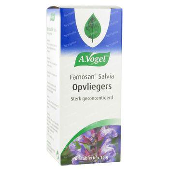 A.Vogel Famosan Salvia -3€ avec l'Expédition Libre 60 comprimés