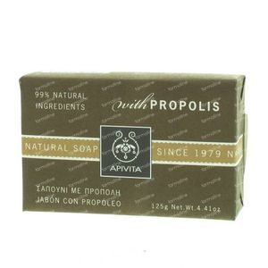 Apivita Natural Soap Propolis 125 g