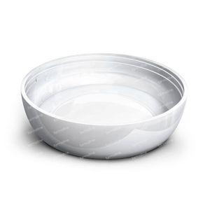 iiamo More Blanc Bouteilles Bas 1 pièce
