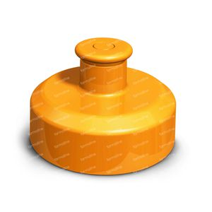 iiamo Drink Oranje Sport Cap 1 stuk