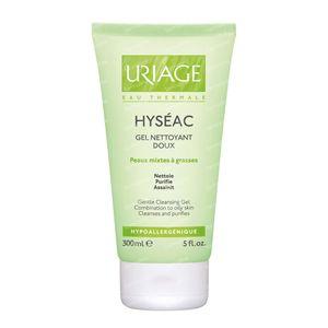 Uriage Hyseac Gel Nettoyant Purifiant +150 ml Gratuit 300 ml