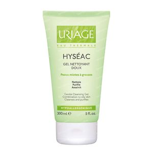 Uriage Hyseac Zuiverende Reingingsgel +150ml Gratis 300 ml