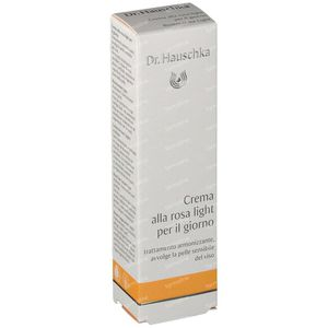 Dr. Hauschka Rozencreme Light 30 ml
