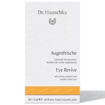 Dr. Hauschka Lotion Fraicheur Pour Les Yeux 10x5 ml
