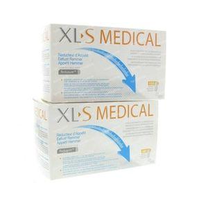 XLS Medical Reductor del Apetito  Duopack 2x120 comprimidos