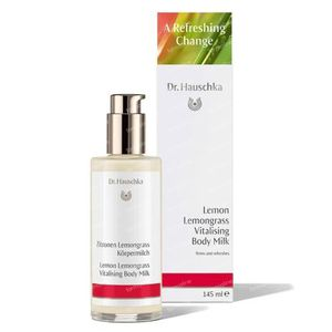 Dr. Hauschka Bodymilk Citroen Lemongrass 145 ml
