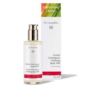 Dr. Hauschka Bodymilk Lemon Lemongrass 145 ml