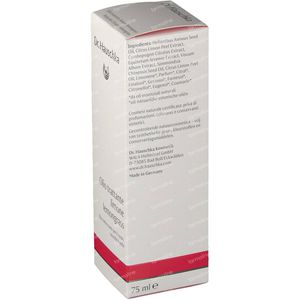 Dr. Hauschka Olio Trattante Limone Lemongrass 75 ml