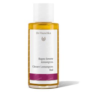 Dr. Hauschka Citron Lemongrass Bain 100 ml